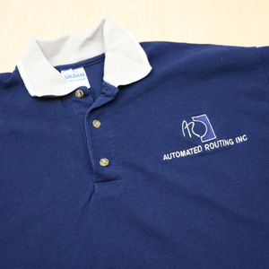 Gildan Shirts - Gildan Blue M Polo Shirt Blue in Men's